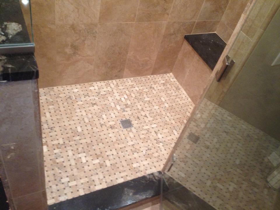 Tile Flooring & Showers | Oneida, NY | Smith\'s Flooring & Paint
